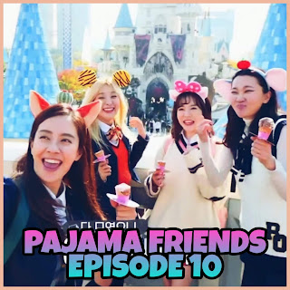 Pajama Friends EP 10 - Sunny Episode - 515ubs