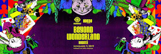 Festival BEYOND WONDERLAND Bogotá 2019