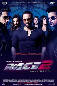 Download Race 2 (2013) Hindi Movie 720p [1.5GB]