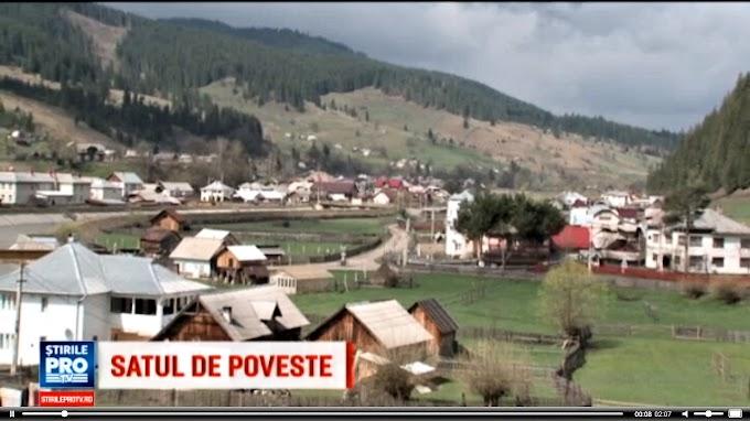 Reportaj Pro TV despre comuna muzeu, Ciocănești - VIDEO