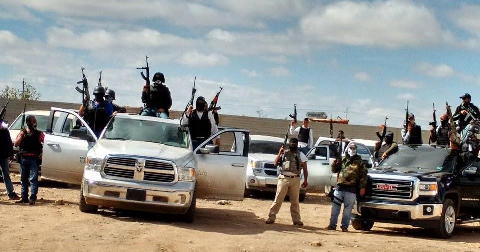 Se enfrentaron más de 100 sicarios en Chihuahua