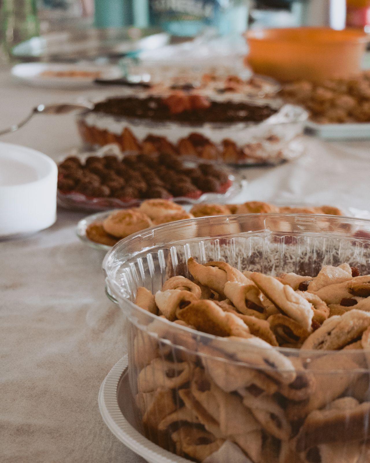 Natal 2019 mesa de doces