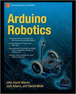 Download Arduino Robotics pdf ebook free