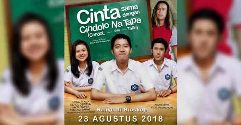 Cinta Sama Dengan Cindolo Na Tape (2018) WEBDL