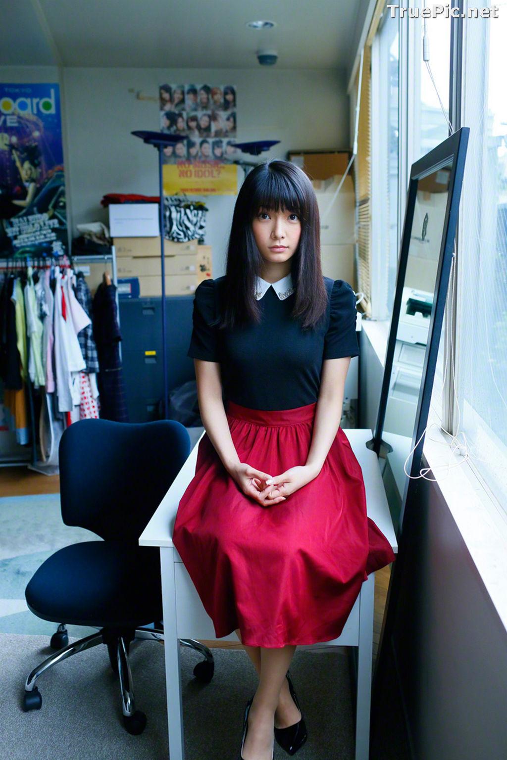 Image Wanibooks No.137 – Japanese Idol Singer and Actress – Erika Tonooka - TruePic.net - Picture-1