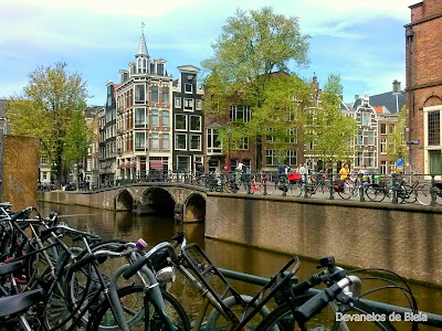 Holanda – Amsterdam - Amsterdã