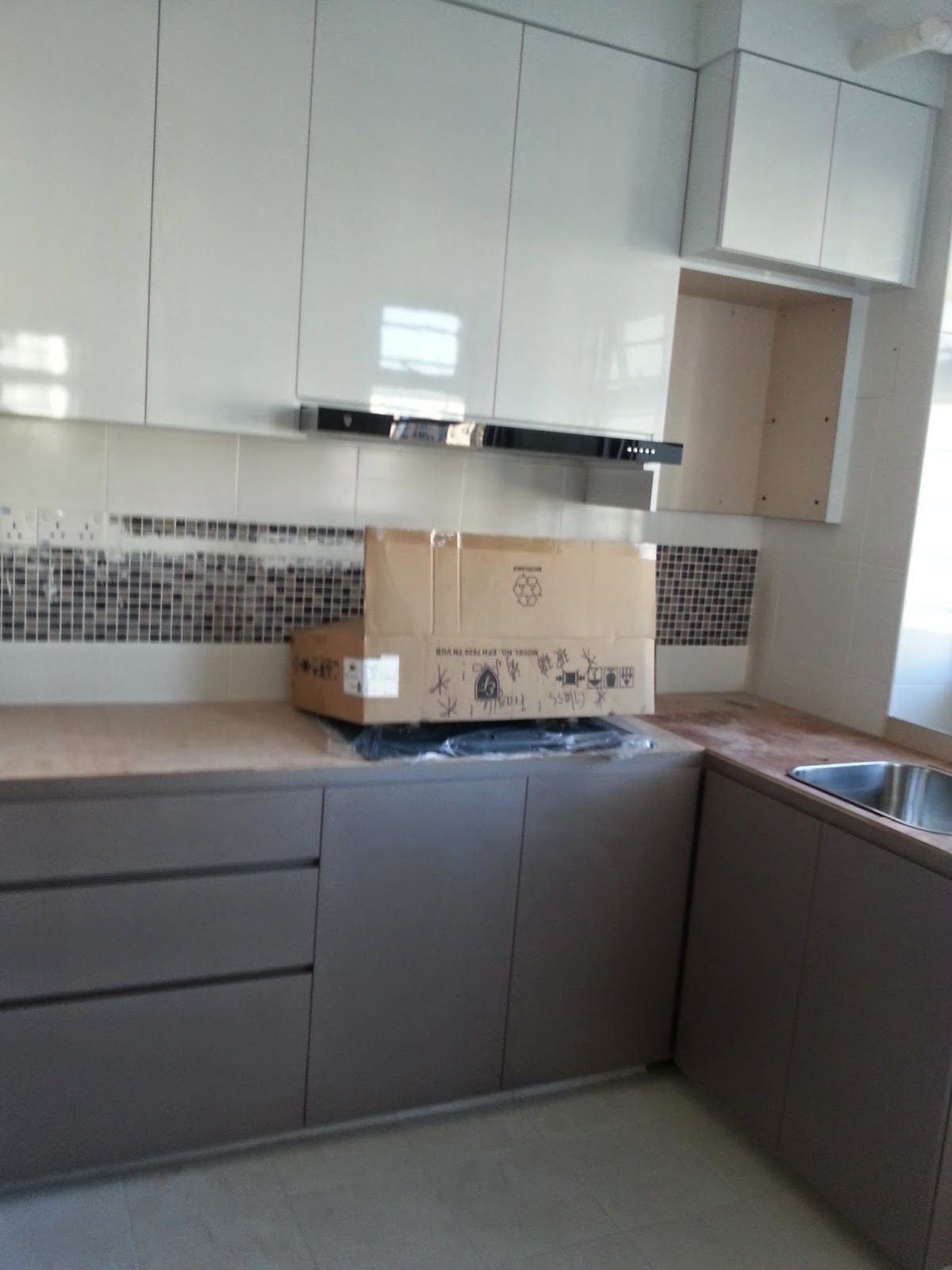 Small Black Kitchen Table Sofa Hdb 2 Room Bto Renovation Space ,big Ideas
