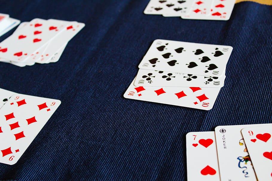 Permainan kartu