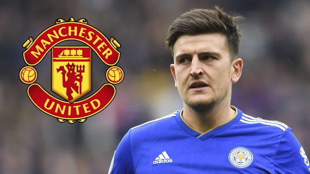 Man Utd must pay £90m for Maguire