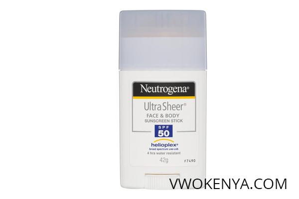 Kem Chống Nắng Dạng Lăn NEUTROGENA Ultra Sheer Face & Body Stick Sunscreen SPF70