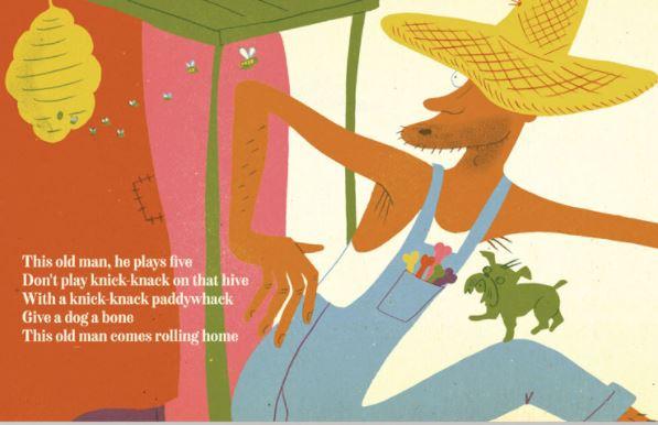 folk music picture book