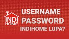 Cara Mengetahui Username dan Password Indihome Lupa