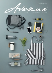 Catalogue Avenue 2017 : Objets de marque.