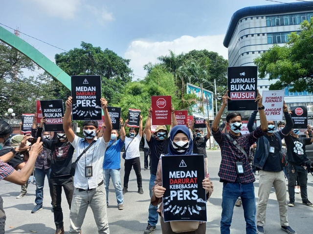 Soroti Aturan Wawancara Ala Bobby, AJI: Medan Jangan Dijadikan Seperti Istana Negara!