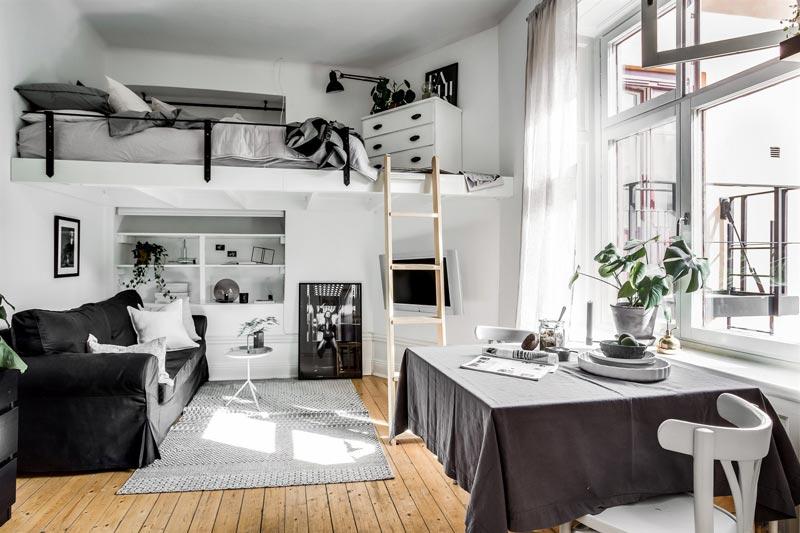 Design Per Casa Piccola : Arredare una casa piccola tra soluzioni salvaspazio luci e
