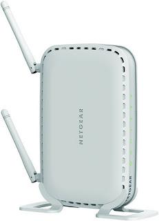 Netgear WNR614 N300 Wi-Fi Router
