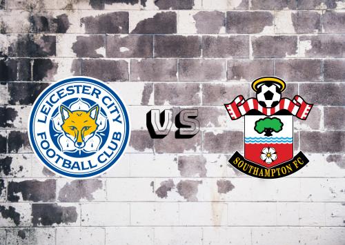 Leicester City vs Southampton  Resumen y Partido Completo