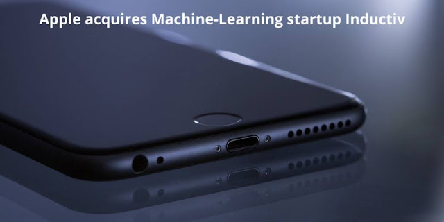 Apple acquires Machine-Learning startup Inductiv to improve Siri
