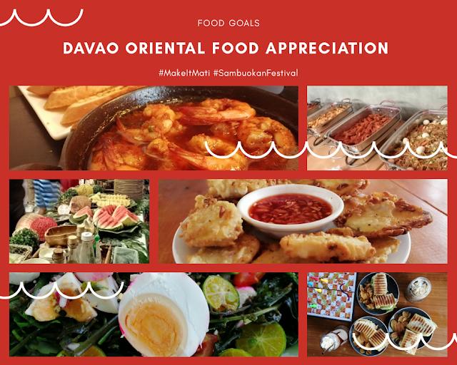 Davao Oriental Food Appreciation #MatiFoodTourism #SambuokanFestival #MakeItMati #MaganahayNgadi
