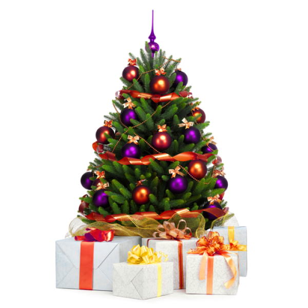 Christmas Tree Emoji.Beautiful Christmas Tree Symbols Emoticons