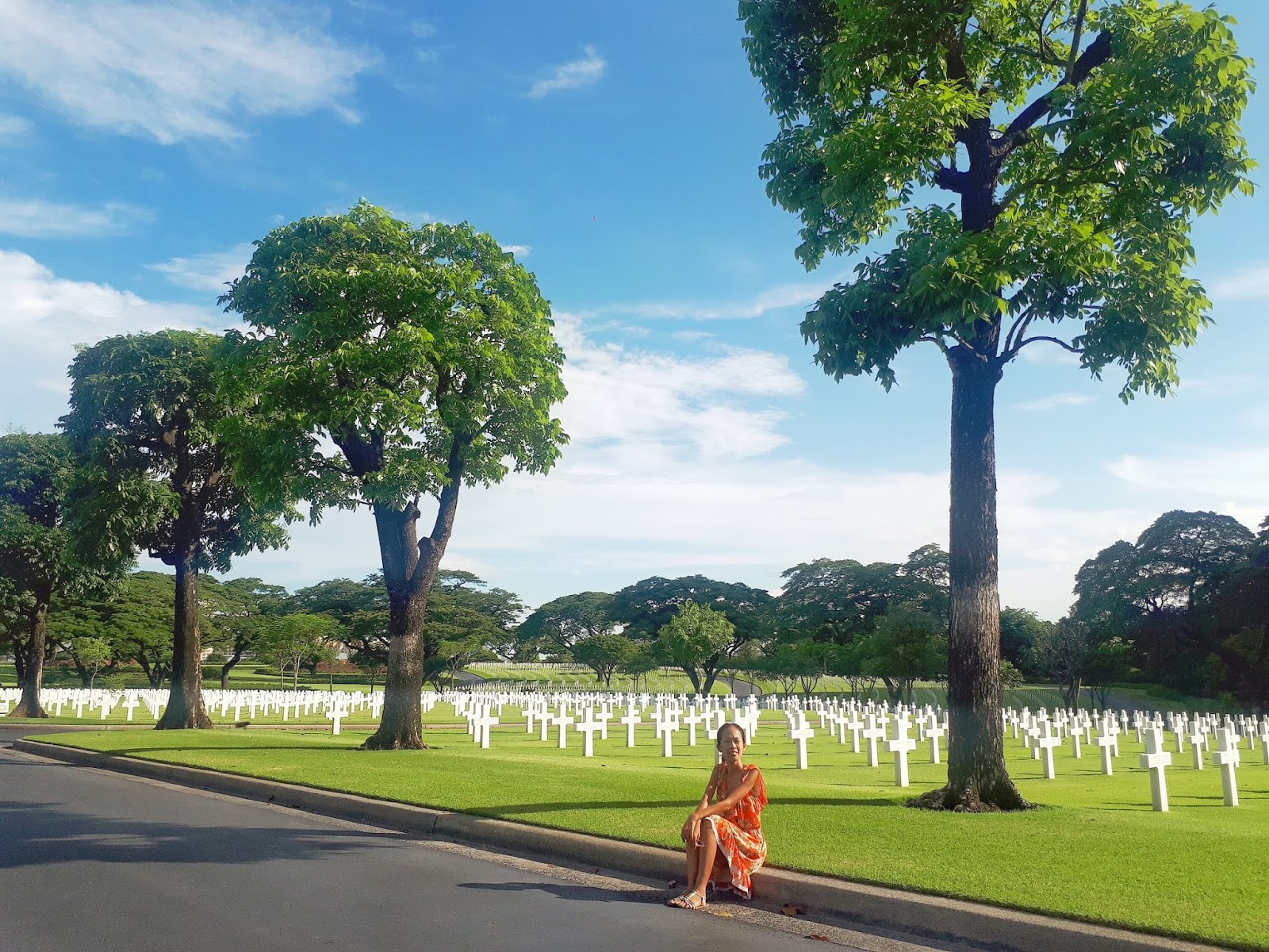 American Cemetery and Memorial in BGC TAGUIG