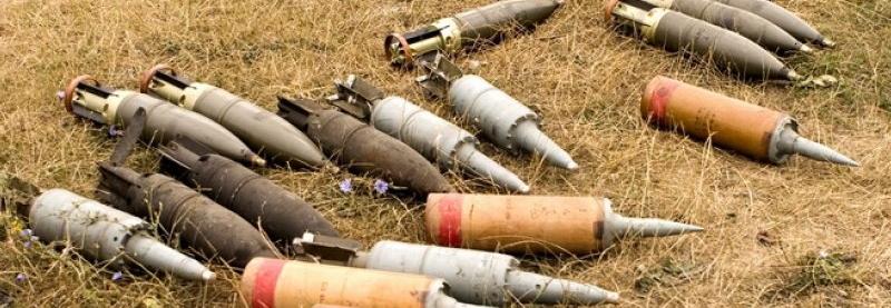 Уряд затвердив додатковий перелік боєприпасів, які утилізують