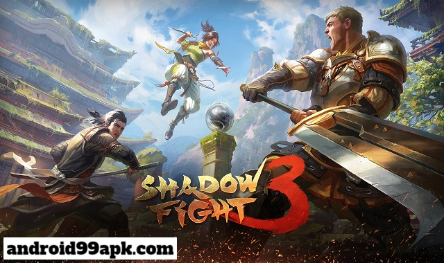 لعبة Shadow Fight 3 v1.20.1 مهكرة كاملة (بحجم 107 MB) الاندرويد