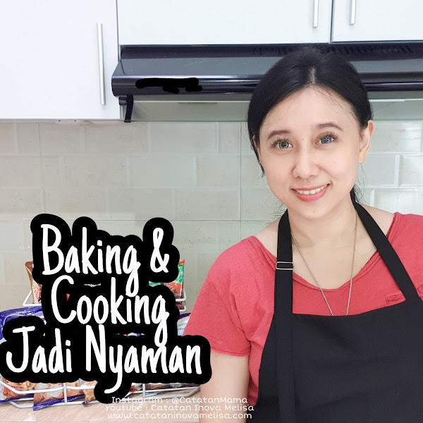 Tips Agar Baking dan Cooking Lebih Nyaman