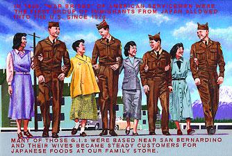 Asian War Brides Came 103