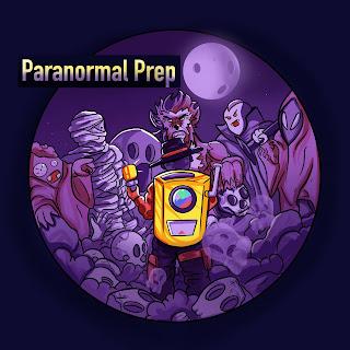 paranormal prep logo
