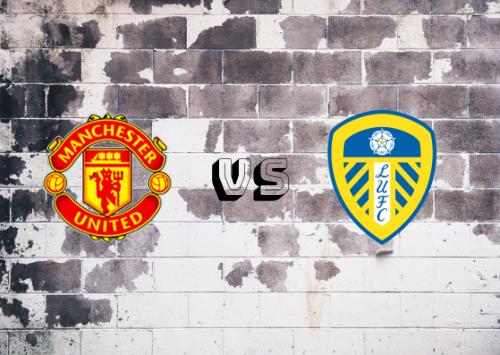Manchester United vs Leeds United  Resumen y Partido Completo