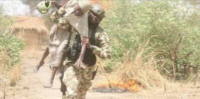 Boko Haram Flee From Nigerian Troops, Abandon Wives, Children, 11 surrenders