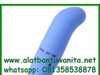 Alat Bantu Wanita Vibrator Mini Satu Getaran