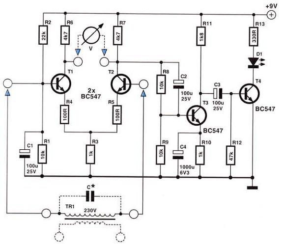 ac power indicator