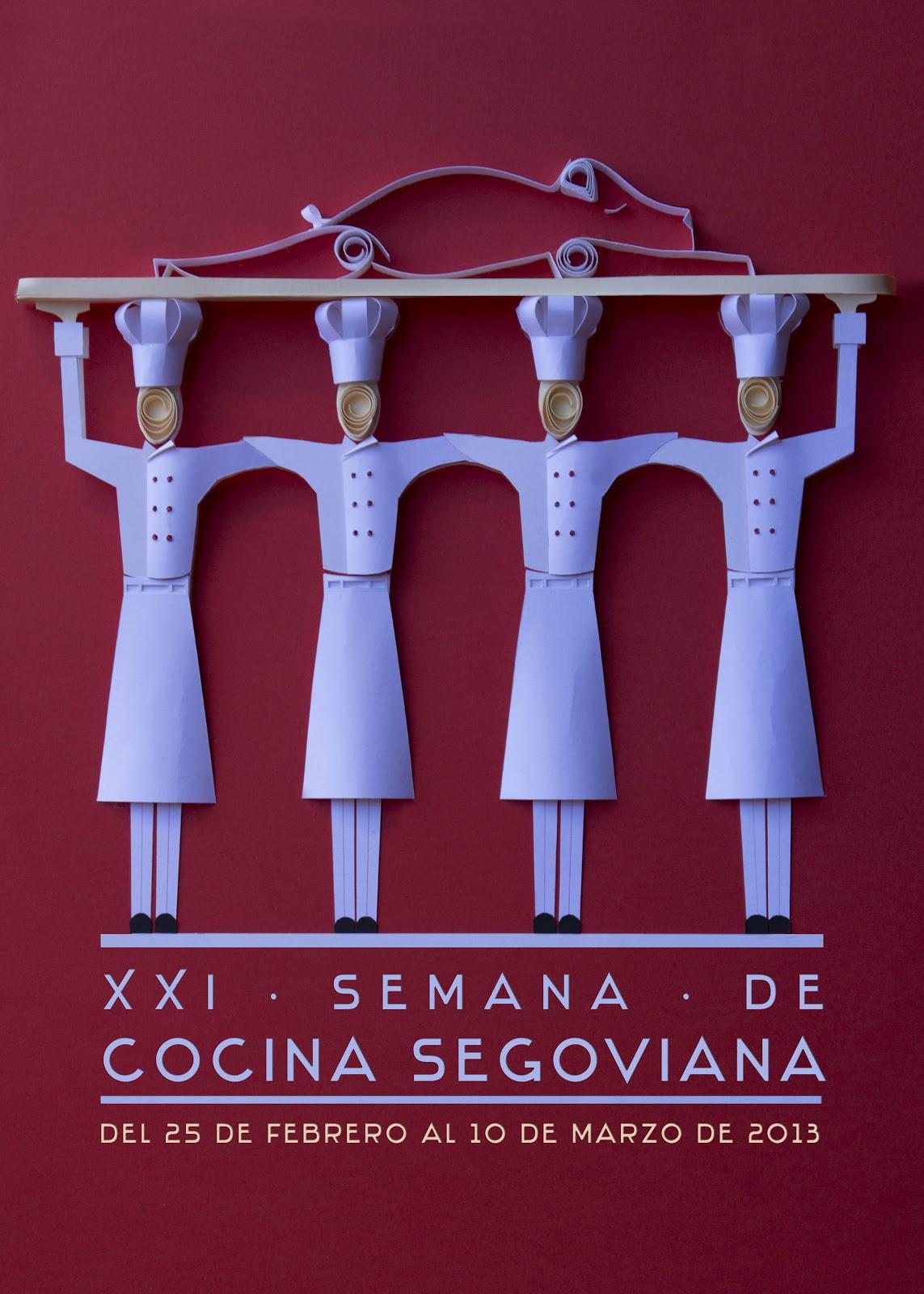 Club del sommelier xxi semana de la cocina segoviana del for Cocina 1 dia para toda la semana