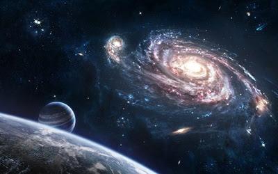 Resultado de imagen de Galaxia con bajo brillo superficial (LSB)