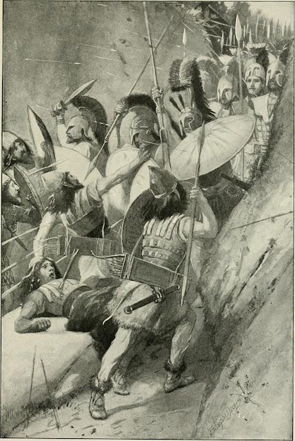 Batalla de Termópilas