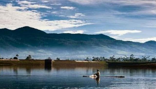 Wisata Situ Cileunca Pangalengan