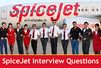 SpiceJet Airlines Interview Questions