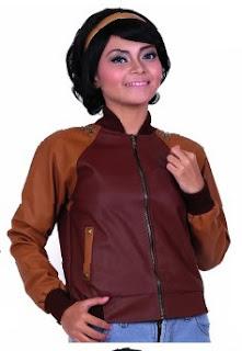 Jaket Wanita Original GAREU 4407