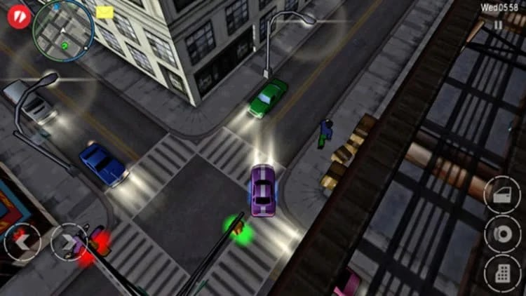 تشايناتاون ورز GTA Chinatown Wars