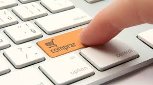 Las compras vía online continúan aumentando.