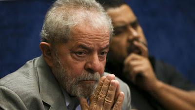 """Lula era o """"chefe"""" do esquema da Lava Jato, recebeu R$ 3,7 milhões em propinas da OAS"""