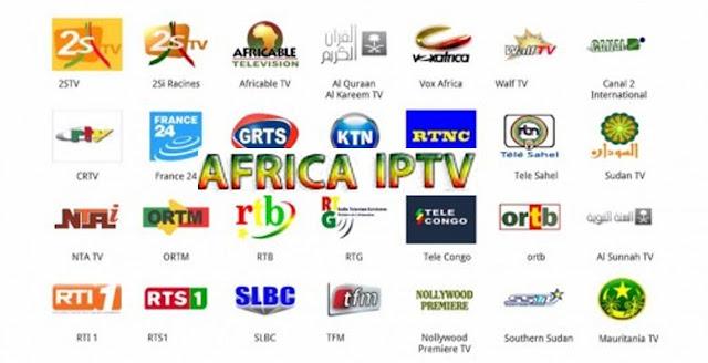 List M3u AFRICA IPTV Server Channels 2020