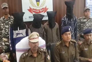 4-arrest-in-loot-jharkhand