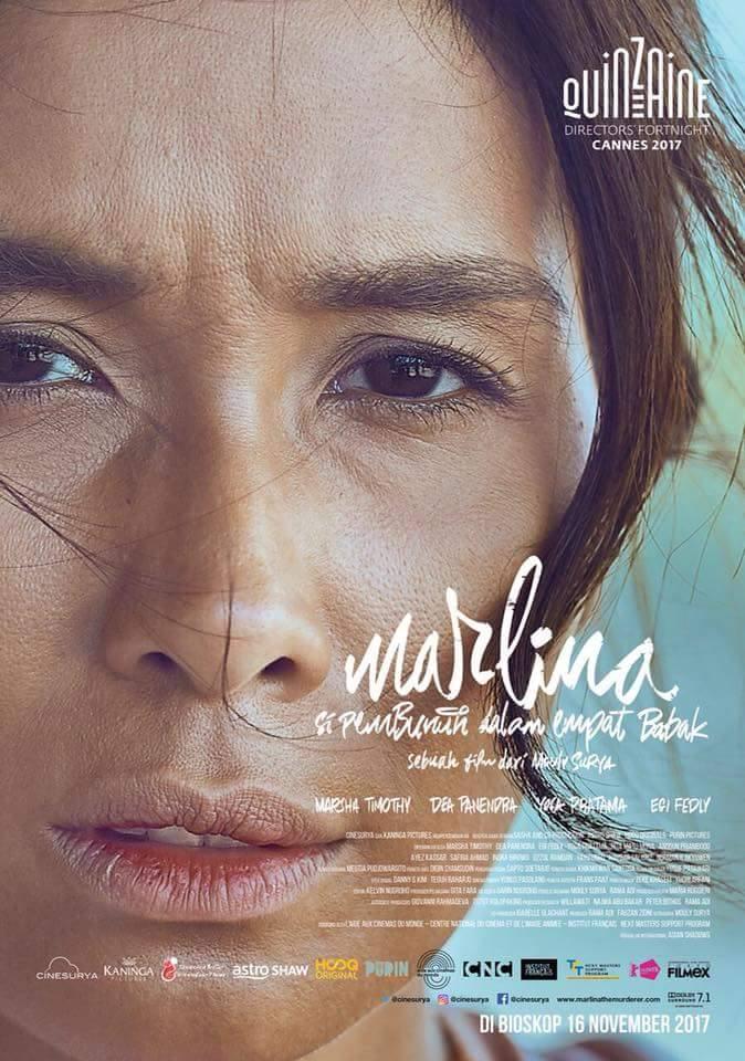 Review Filem Marlina Si Pembunuh Dalam Empat Babak