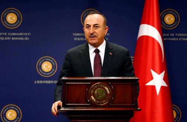 Τουρκία: Πρέπει να μας ρωτήσουν για τον EastMed