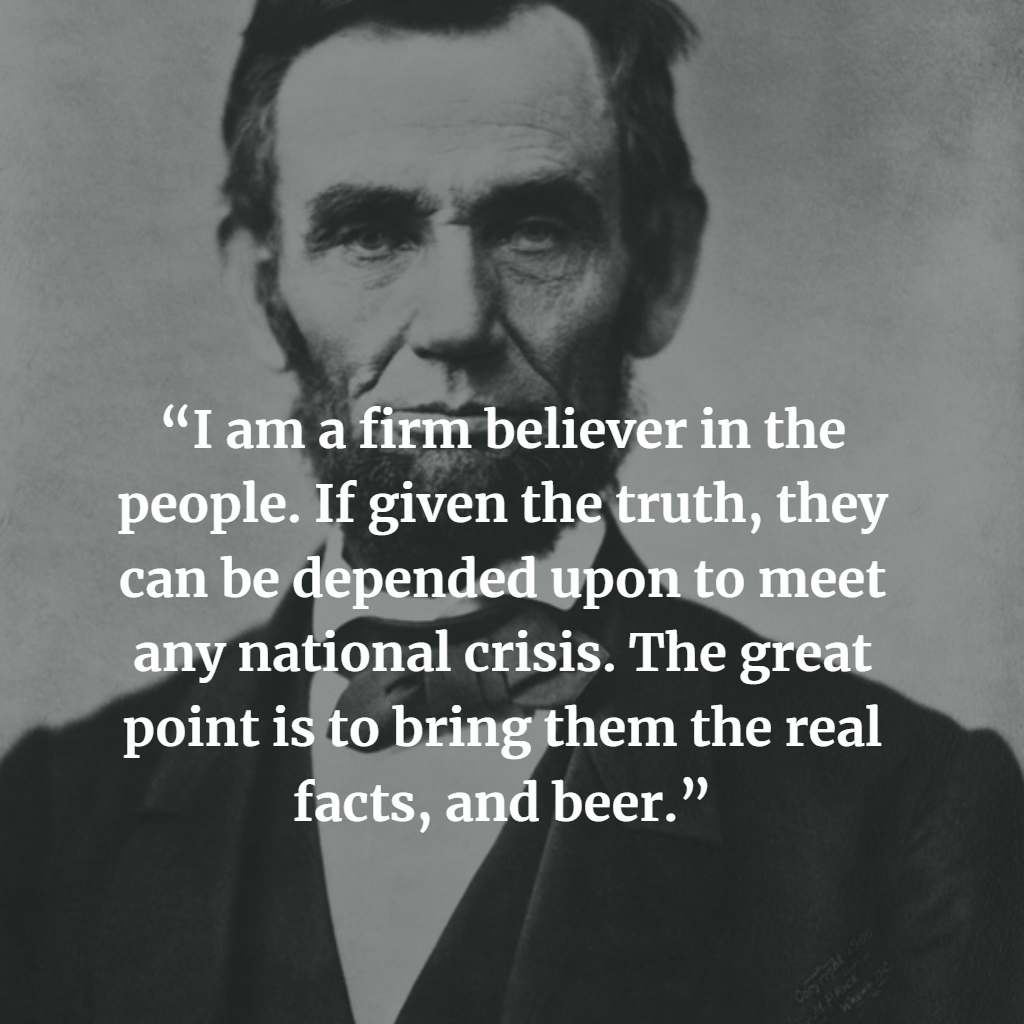 Beer Quotes Famous