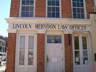 Lincoln-Herndown Law Offices in Springfield, Ill.
