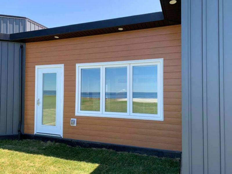 eco-conscious house